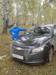 Chevrolet Cruze 2012 отзыв владельца | Дата публикации: 24.03.2017