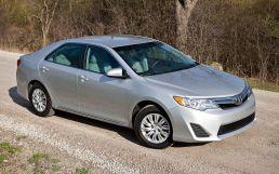 Toyota Camry 2012 отзыв владельца | Дата публикации: 24.03.2017