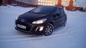 Peugeot 308 2012 отзыв владельца   Дата публикации: 26.03.2017