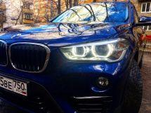 BMW X1 2016 отзыв владельца | Дата публикации: 27.03.2017