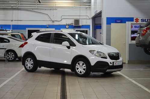 Opel mokka 14 акпп (140 лс) - autoruby