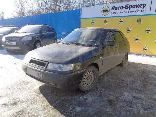 Продажа Лада 2112 (ВАЗ 2112) в Самарской области