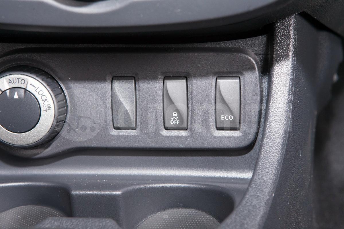Система электронного контроля устойчивости (ESP): опция