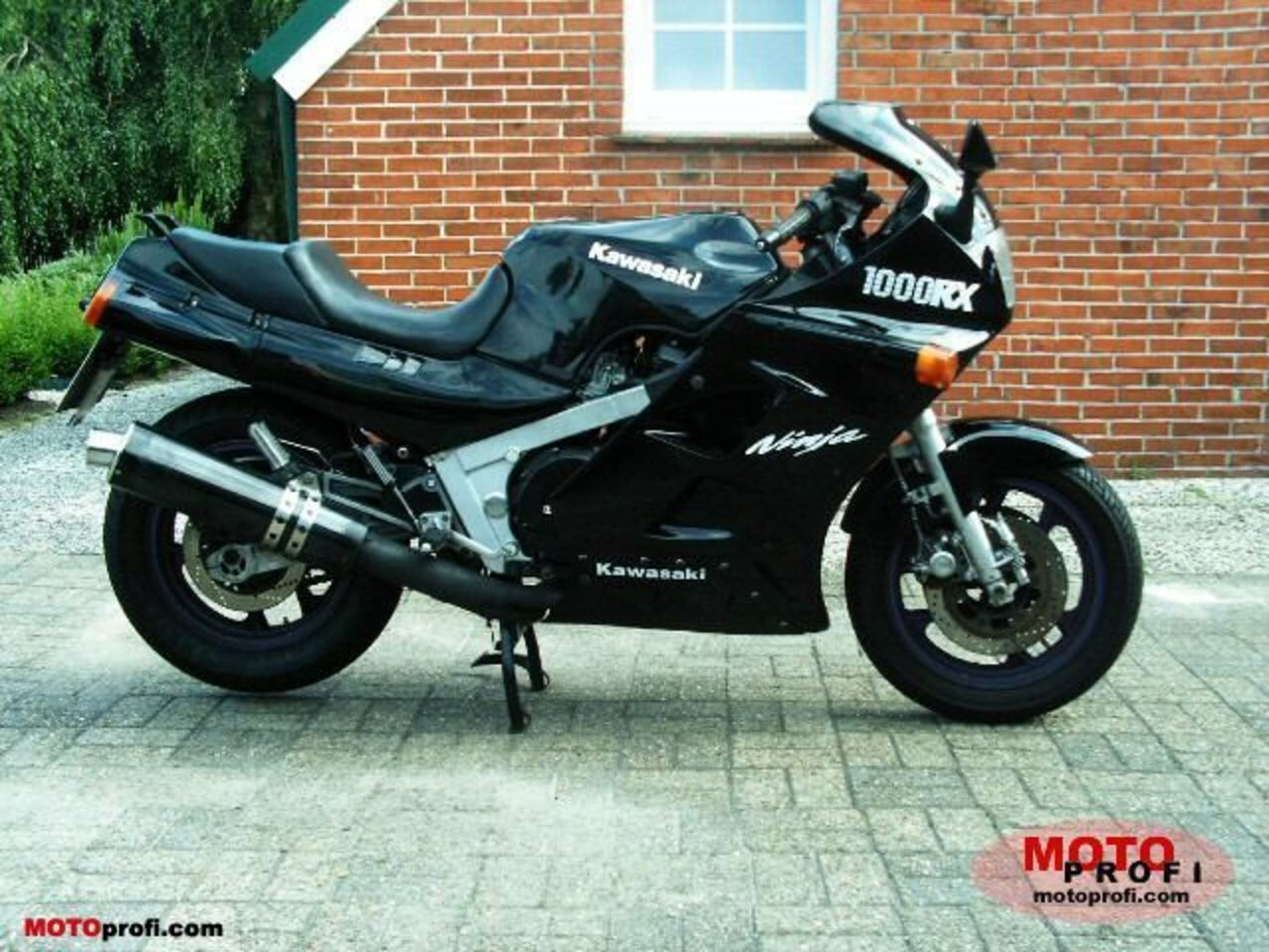 kawasaki gpz 1000 rx stealth. Black Bedroom Furniture Sets. Home Design Ideas