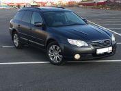 Subaru Outback, 2008