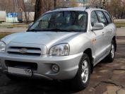 Hyundai Santa Fe Classic, 2010