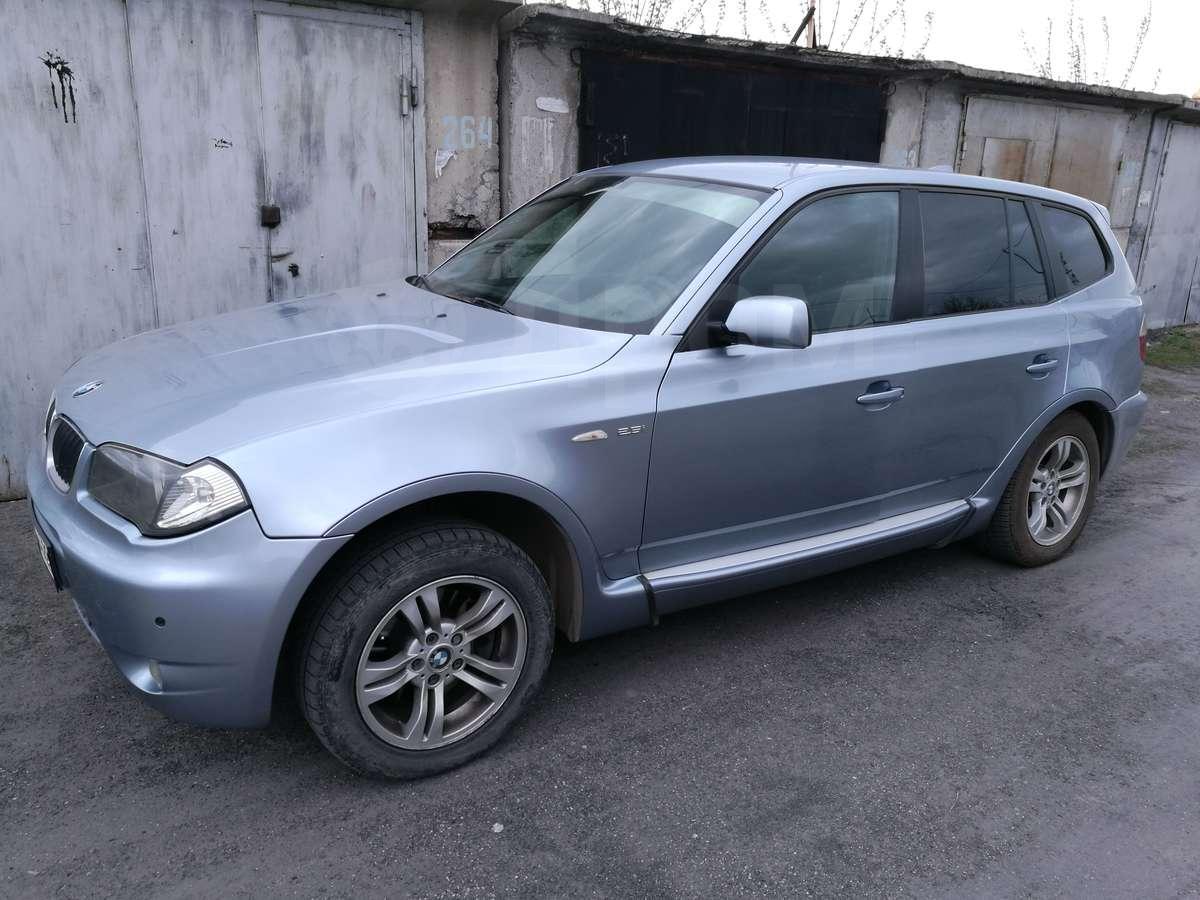 Продажа БМВ Х3 2005 года <b>в</b> Барнауле, Автомобиль <b>в</b> отличном ...