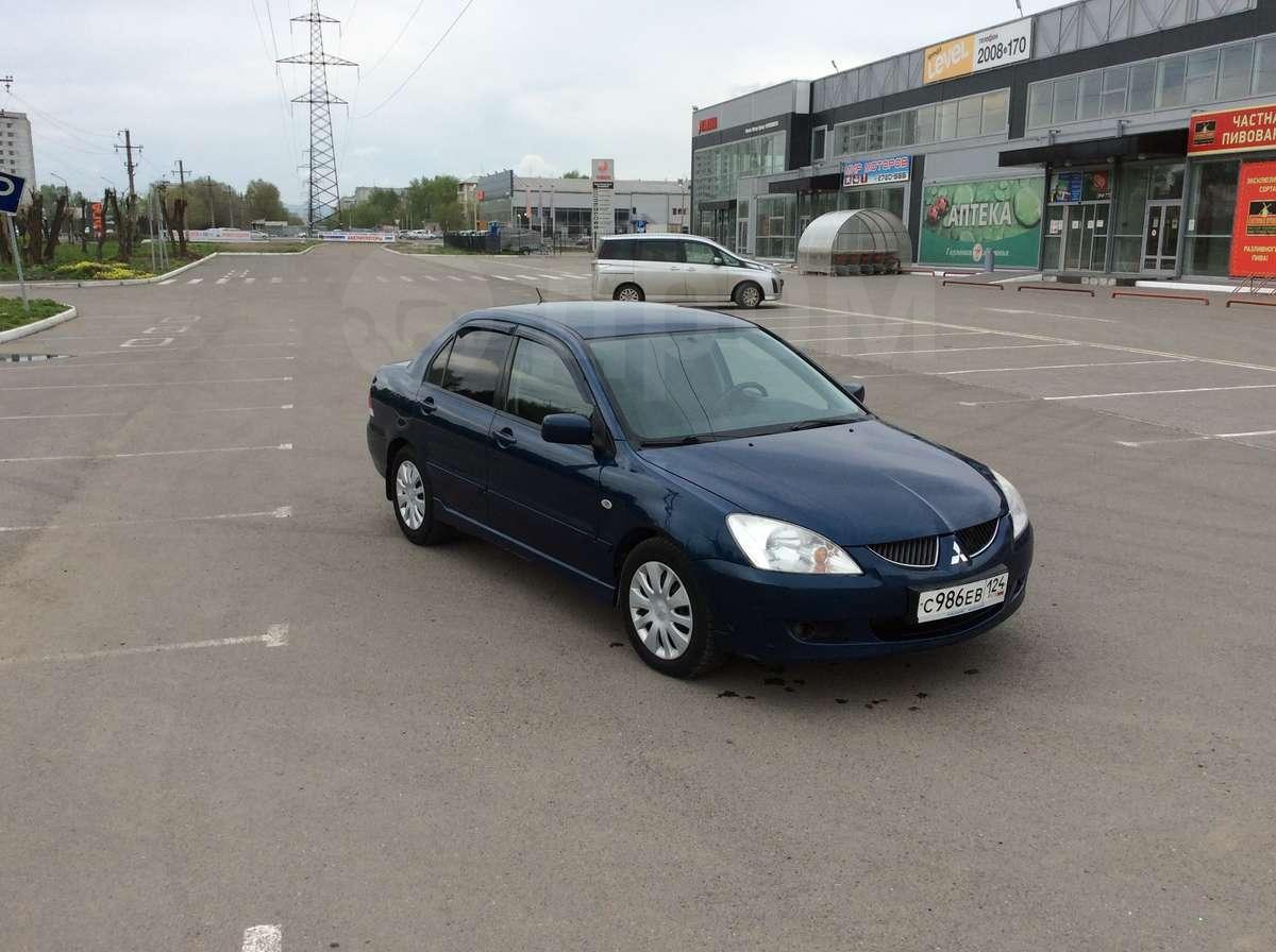 Продажа Mitsubishi в Красноярске