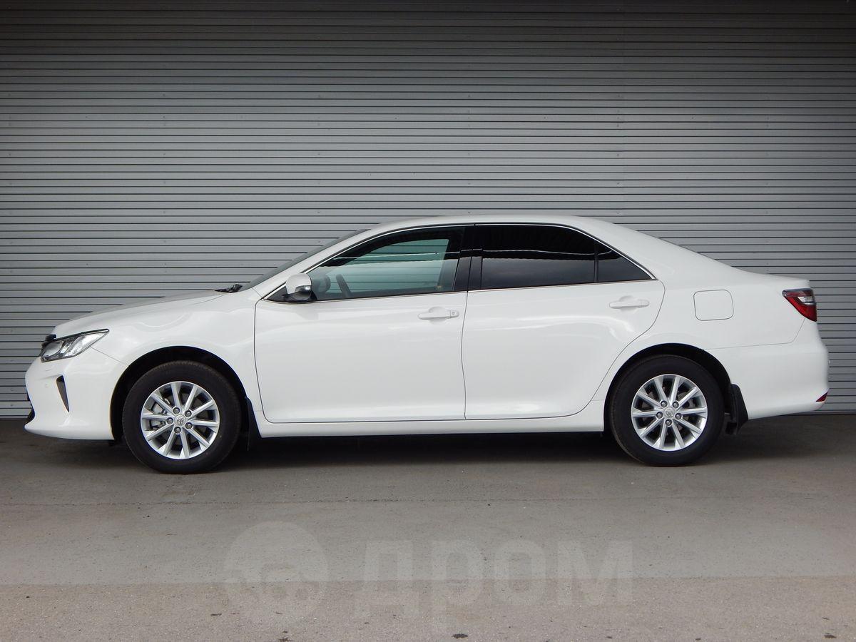 <b>Тойота</b> <b>Камри</b> 2016 в Кемерово, <b>Продажа</b> Автомобиля с ...