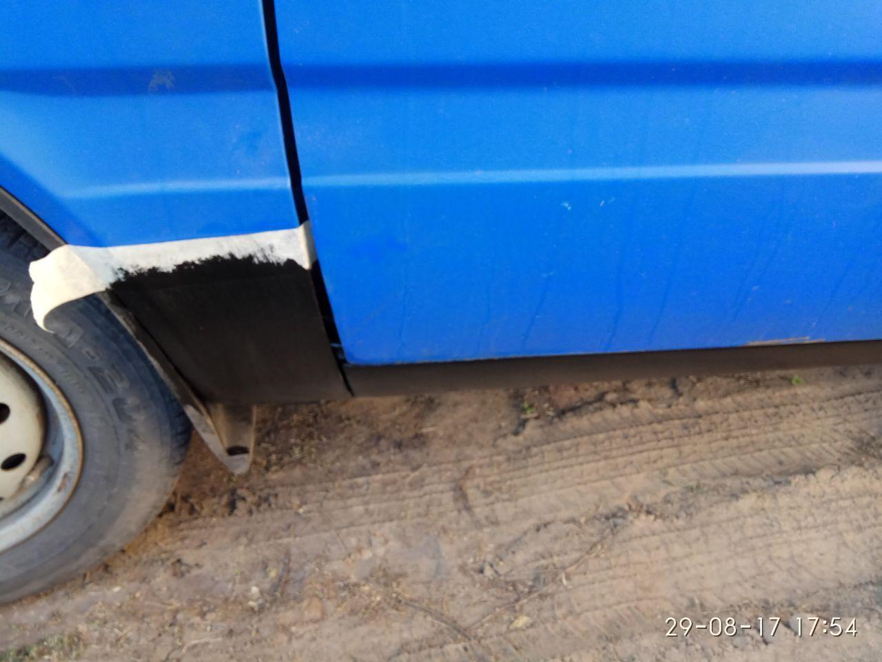Покраска порогов своими руками - Кузовной ремонт автомобиля 82