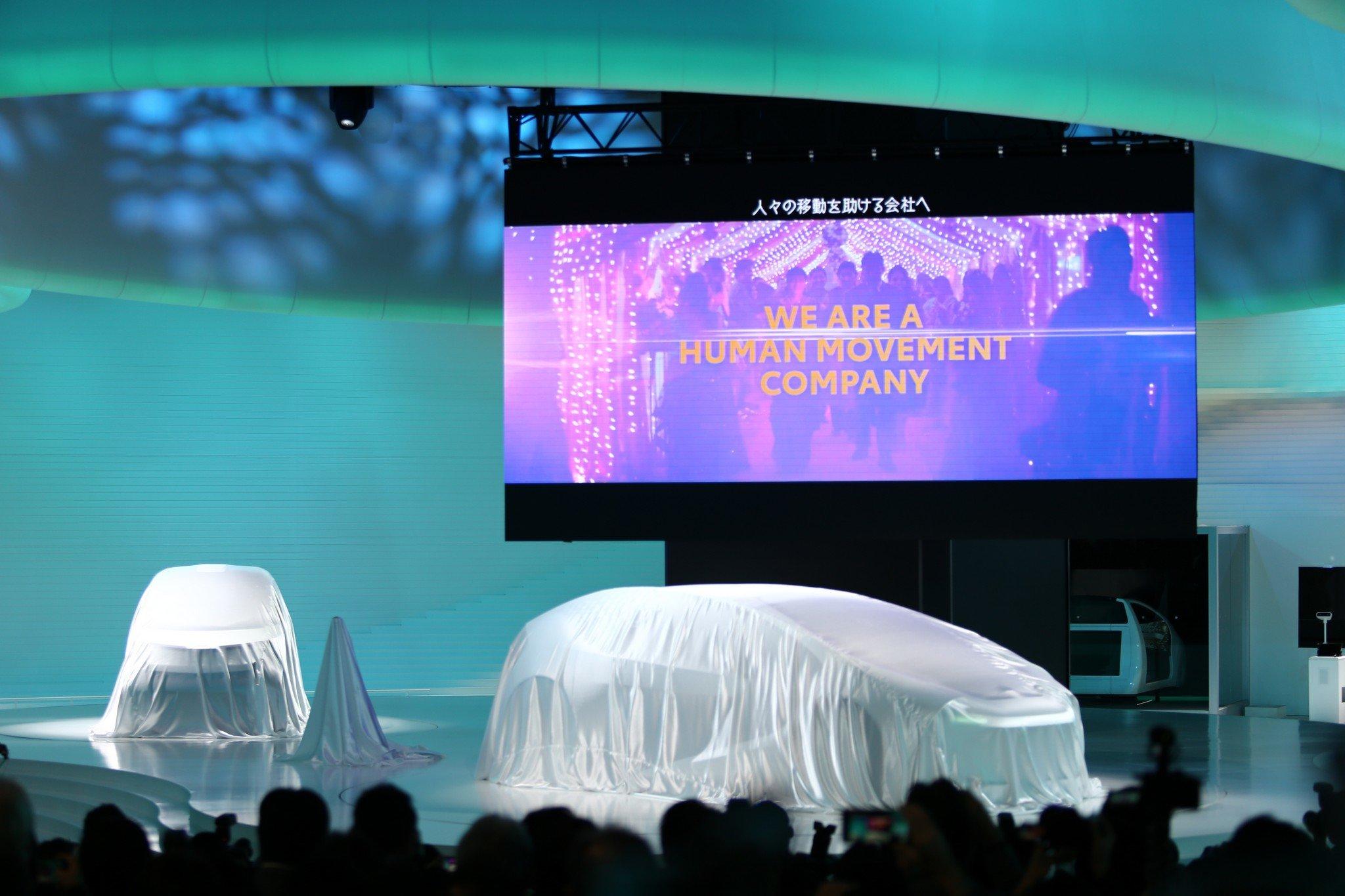 Новый Тойота Crown получил платформу отCamry
