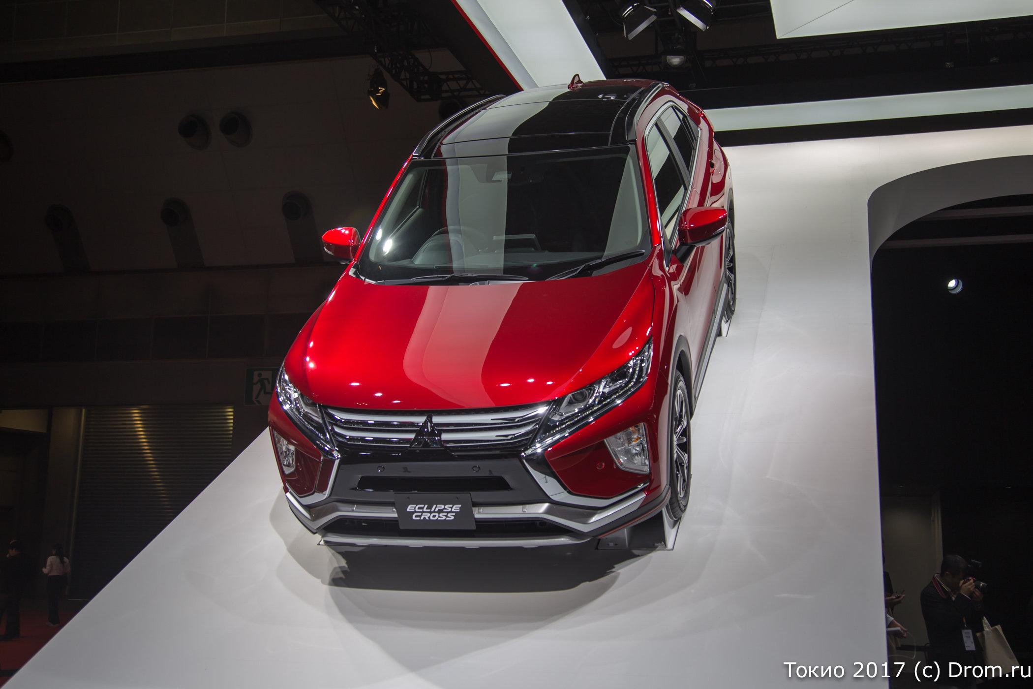 Митцубиши представит 11 новых моделей до 2020-ого