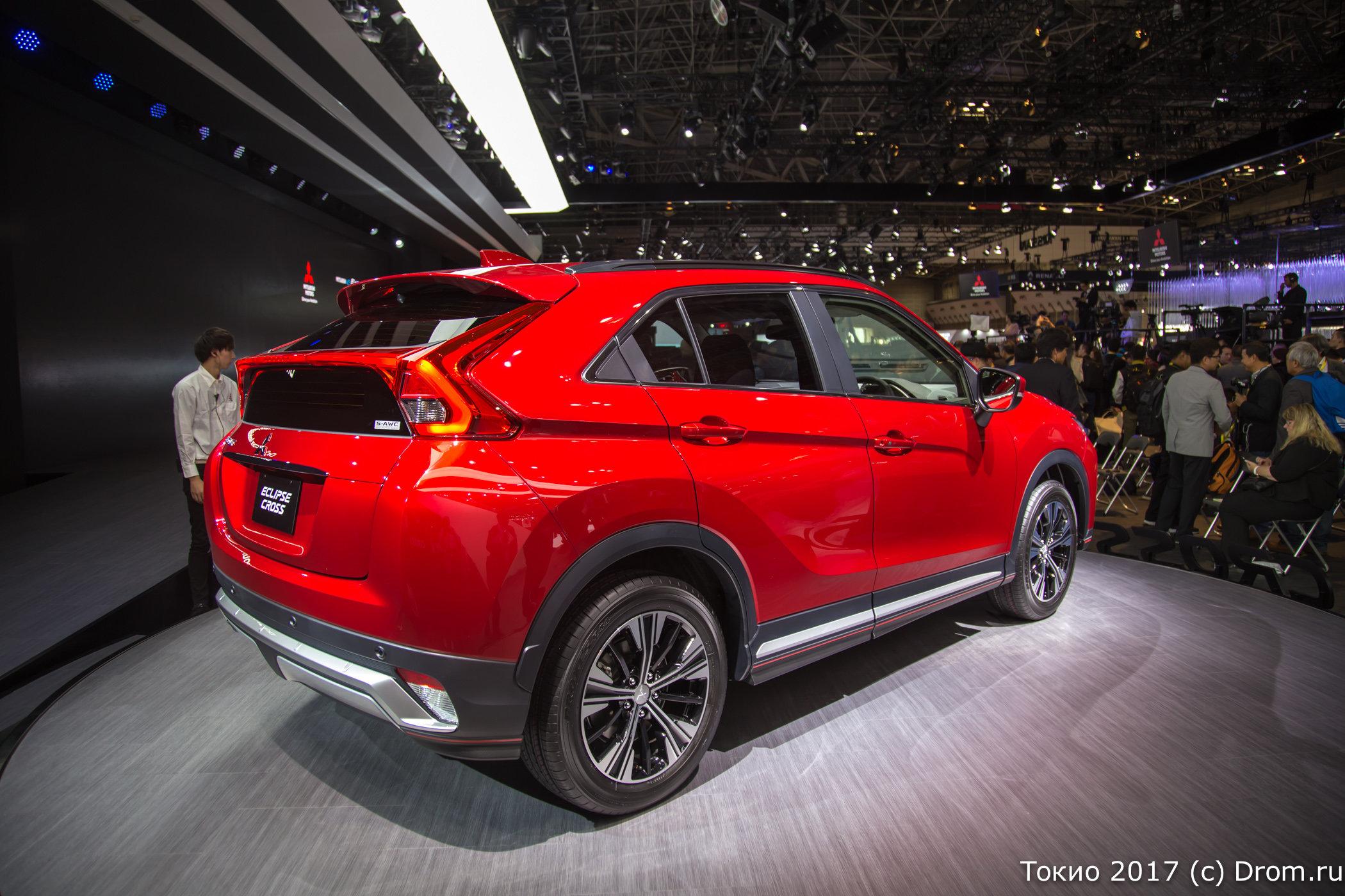 Митсубиши выпустит 11 новых моделей до 2020-ого года