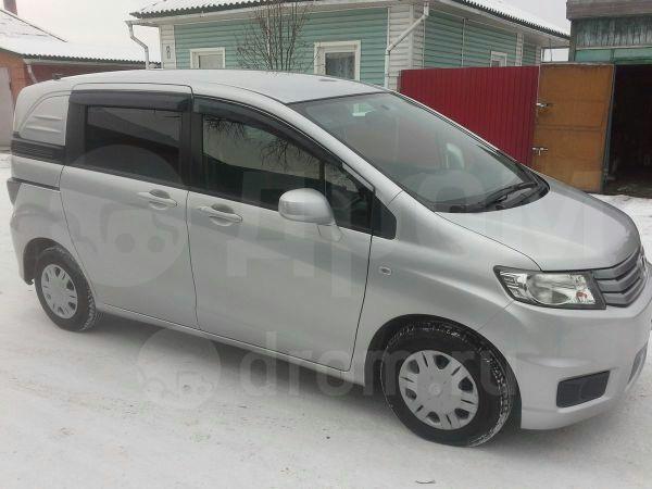 Хонда Фрид Спайк 2012г, 15 литра, Всем привет