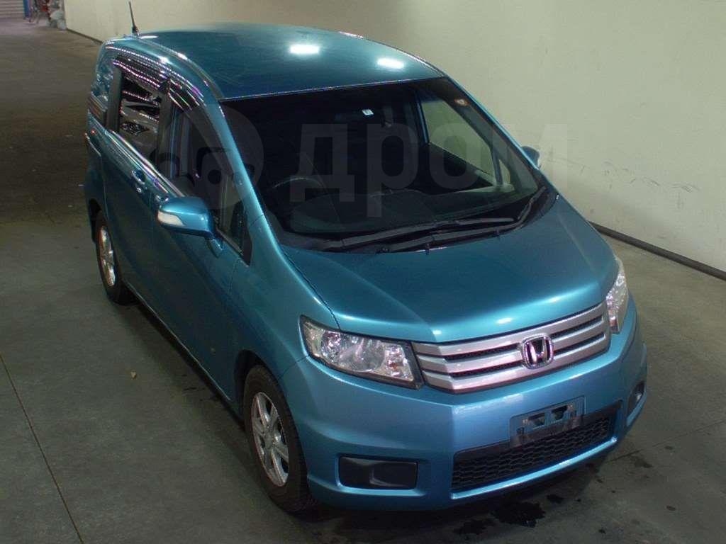 Honda Freed Spike 2 купить авто с аукциона - Tokidoki
