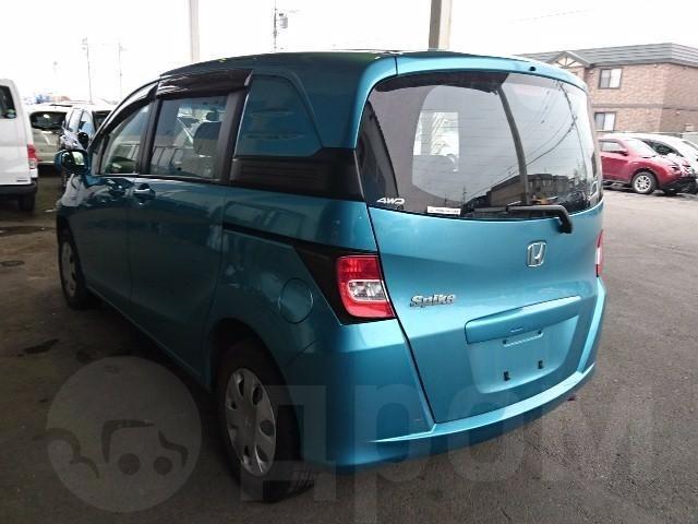 Хонда Фрид Спайк 2012- kemerovodromru