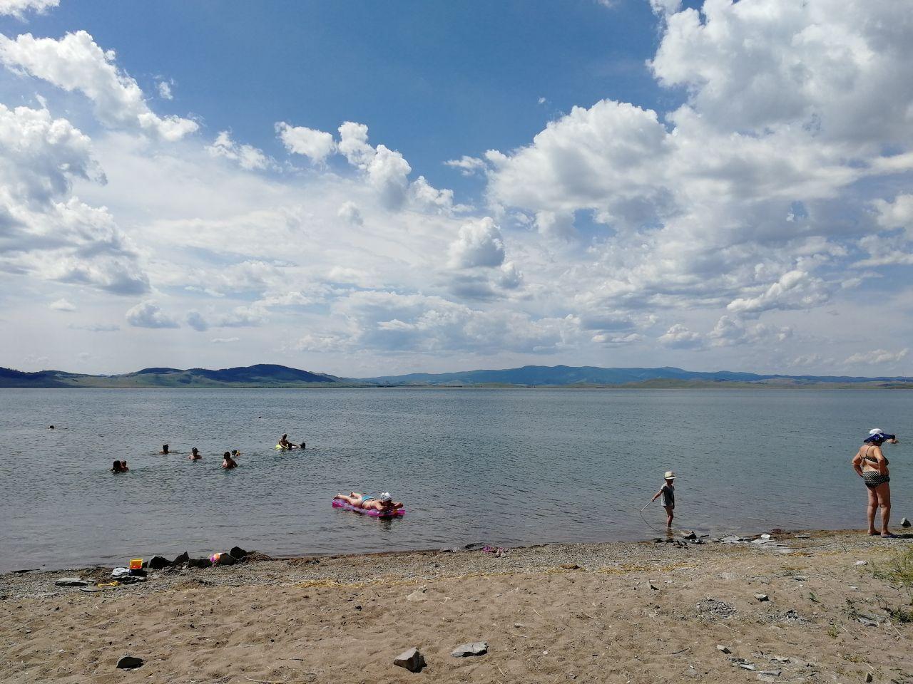 Обнаженный Отдых На Озерах Хакасии