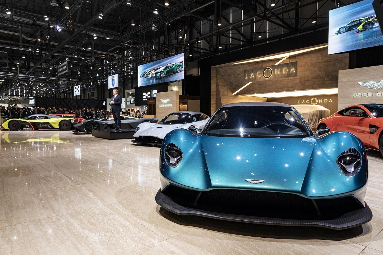 Женевский автосалон отменяется и в 2021 году