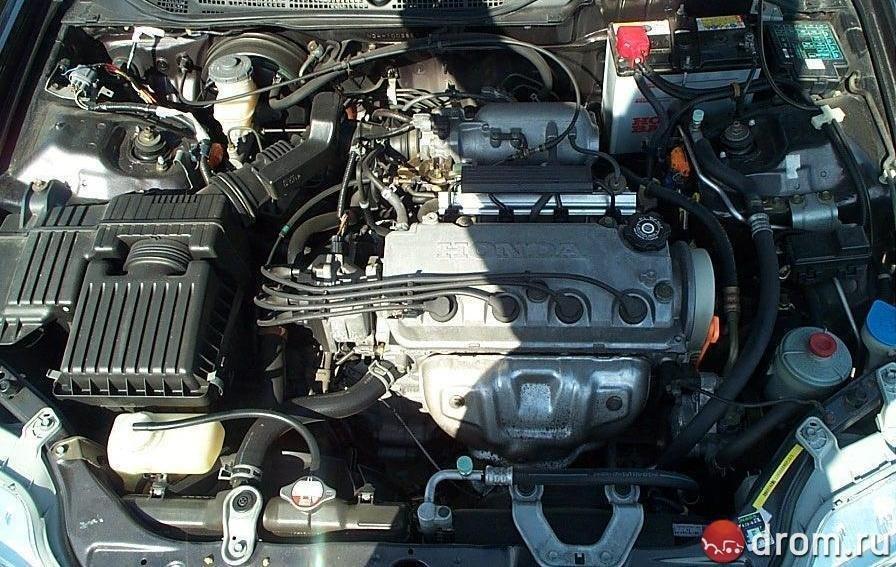 двигатель honda 2000 vtec технические характеристики