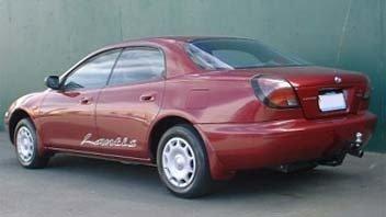 mazda lantis type-r 1994 хэтчбек характеристики