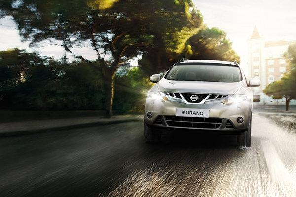 Nissan Murano прошел обновление