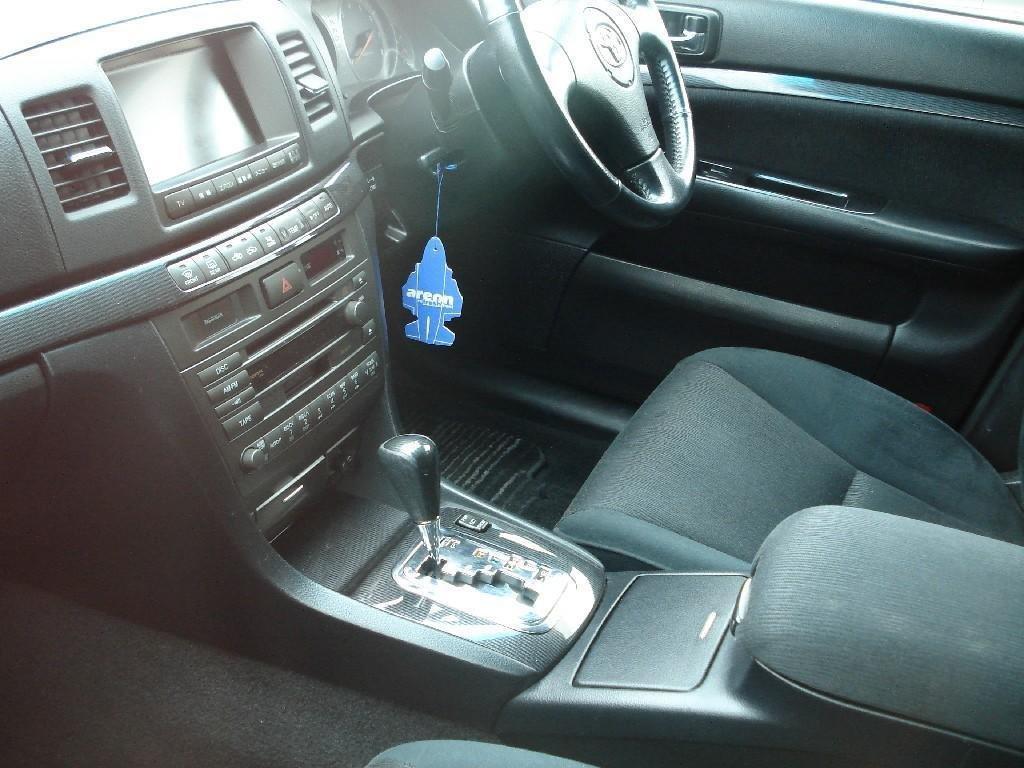 Toyota Mark Ii Wagon Blit 2002 2003 2004 универсал 1