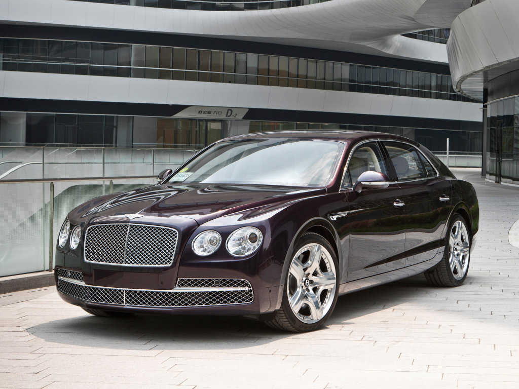 отзывы bentley continental flying spur