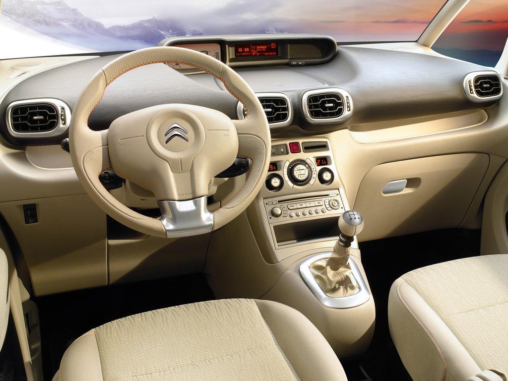 автомобиль ситроен с-3 пикассо отзывы 2012-2013 г