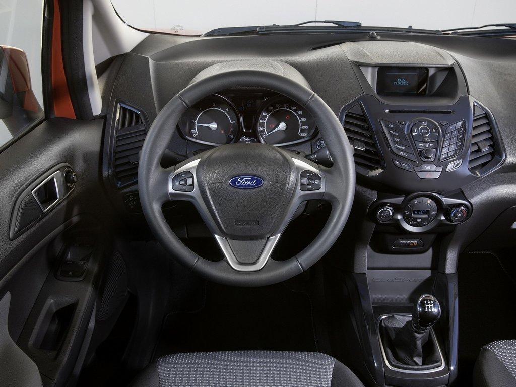 фото ford ecosport отзывы
