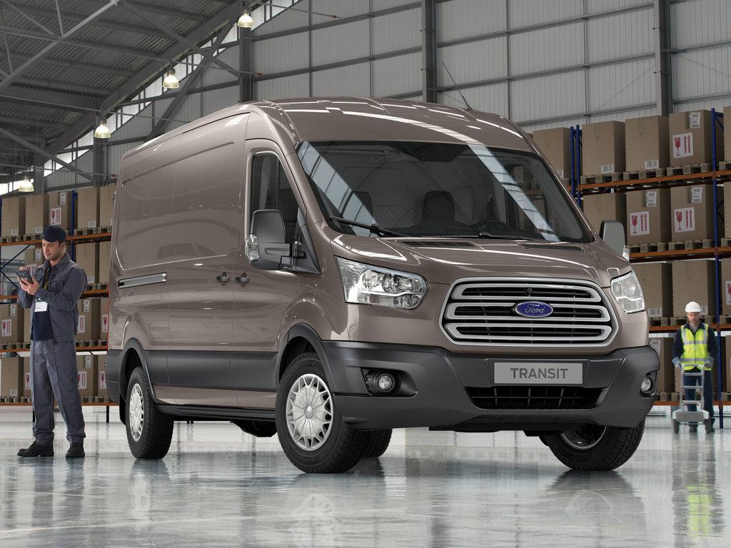 цены на коммерческий ford transit 2014