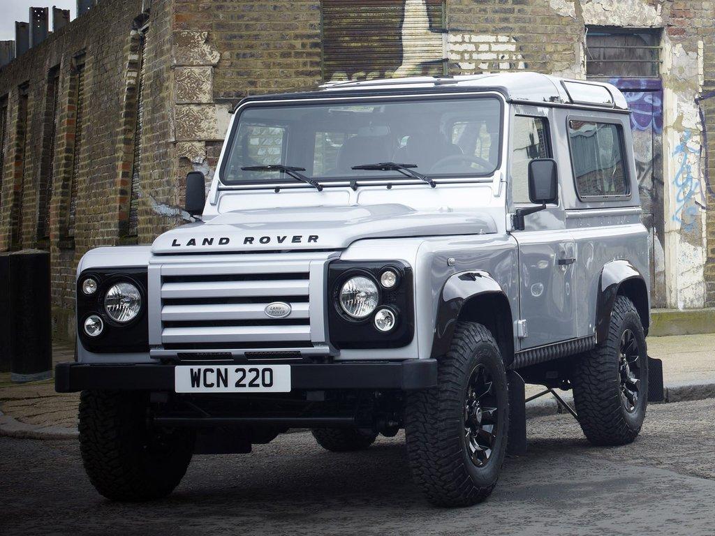 Запчасти для Land Rover 90/110