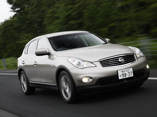 nissan skyline crossover 3.7 at (330 л.с.)