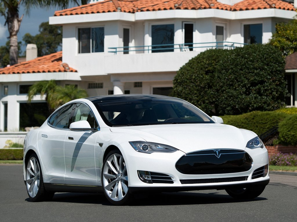 автомобиль тесла модель s характеристики