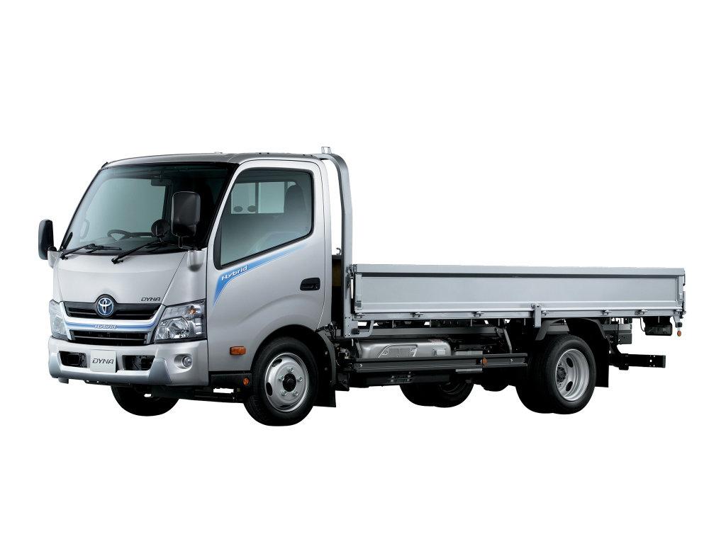 тойота грузовики