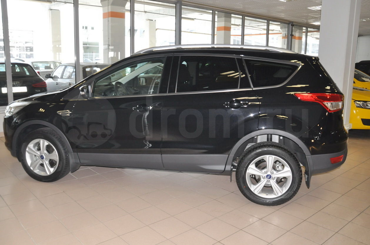 Ford Kuga 1.6 EcoBoost AT 4WD Trend Plus (02.2013 - 03 ...