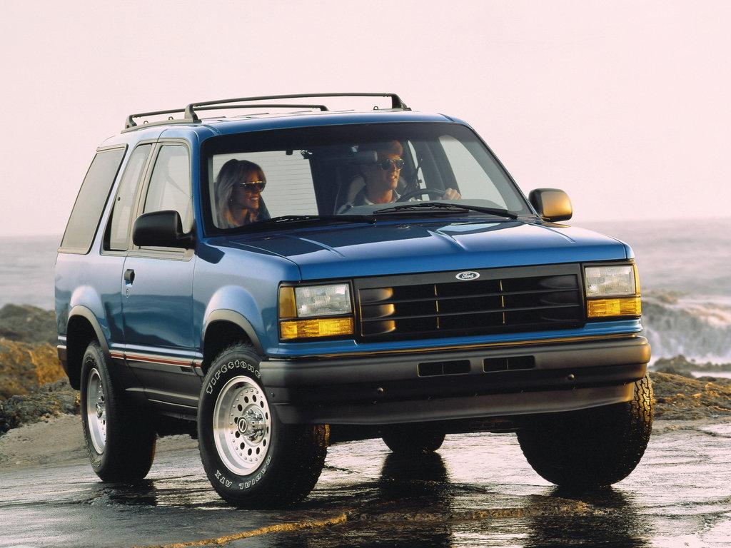 ford explorer, 1993 год 4.0 ат отзывы