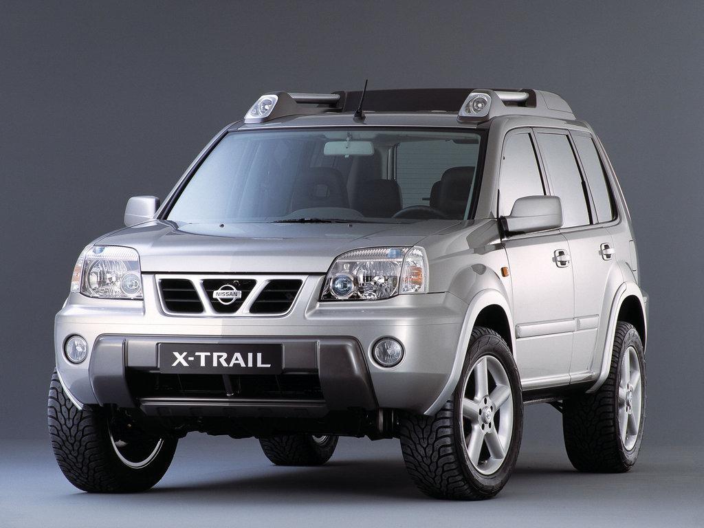 характеристика двигателей от nissan x-trail 2.0 т30