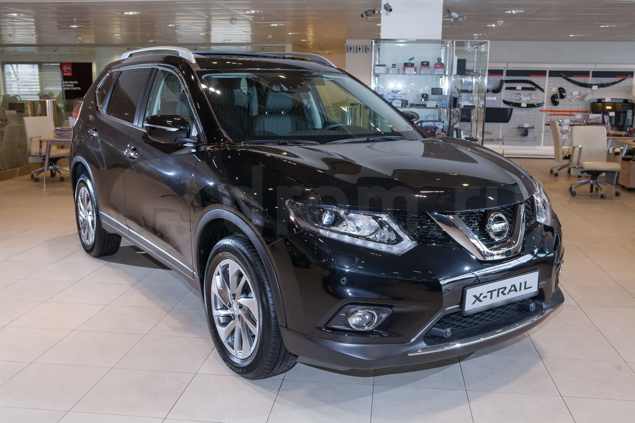 ssangyong actyon и nissan x-trail