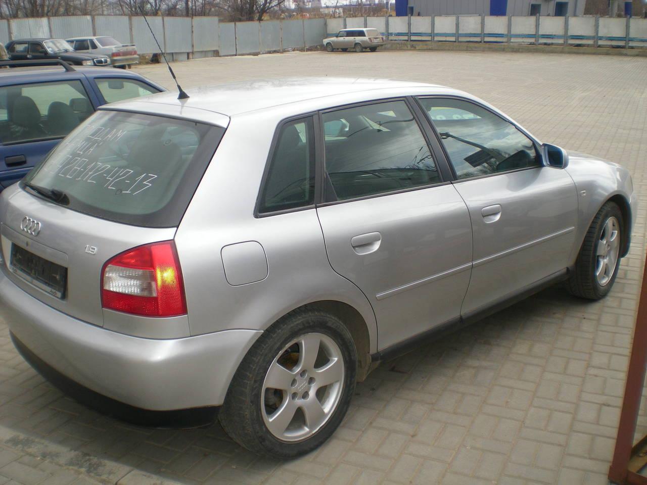 ауди а3 2002 фото
