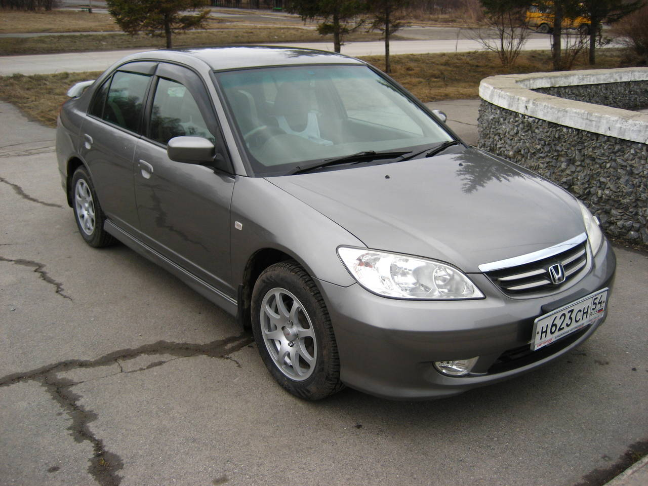 honda civic 2004 г