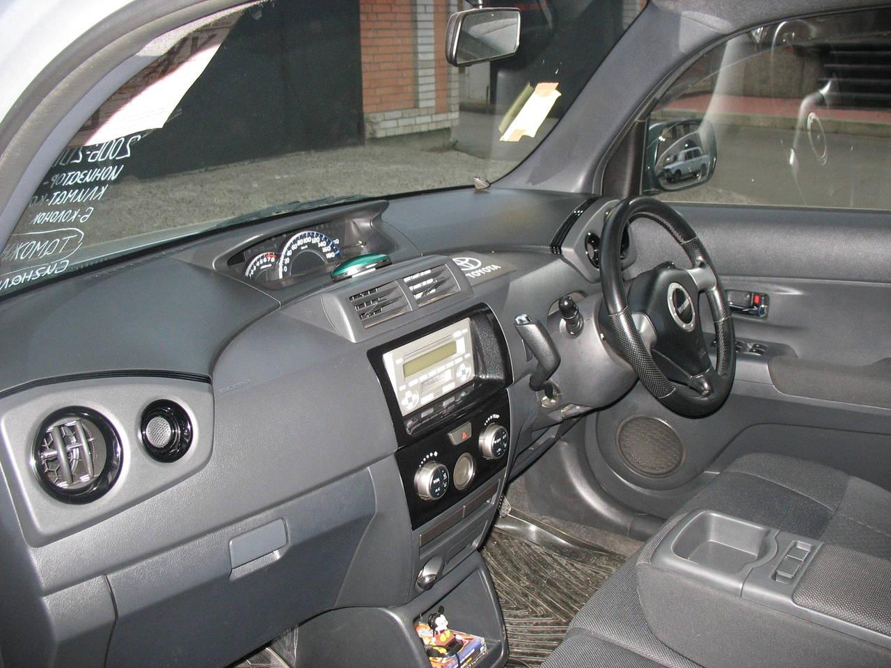 Toyota bb машина для занятия сексом