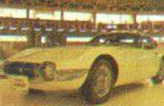 Первый высококлассный спортивный автомобиль «Тойота-2000GT». 1967 год