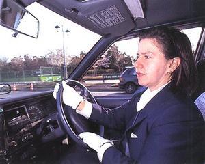 'Водить машину - одно из занятий, которое мне нравится', - говорит Варгас
