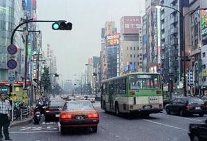 Японские дороги