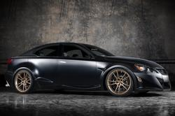 Проект Lexus IS F от Five Axis