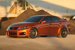 Lexus IS F от Fox Marketing/Artisan Performance