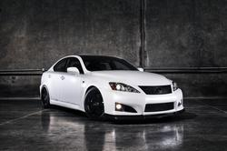 Lexus IS F от MotorworldHype