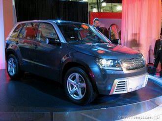 Suzuki Concept X2