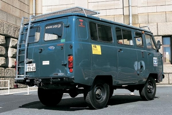 УАЗ в Японии