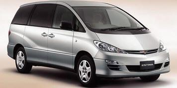 Toyota Estima X Limited